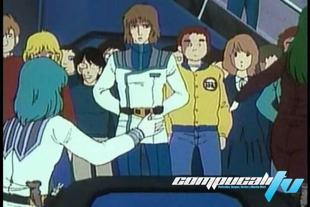 Robotech Serie Completa DVDRip Español Latino