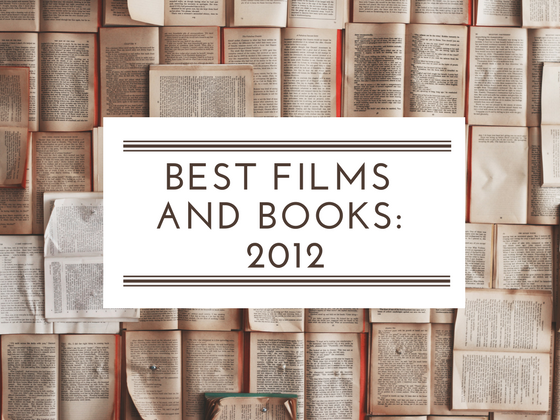 Best films and books 2012