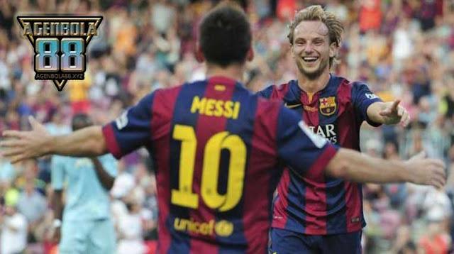 Ivan Rakitic: Lionel Messi Adalah Orang Yang Pemalu