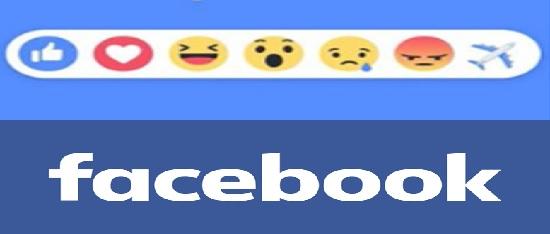 Nueva reacción de Facebook