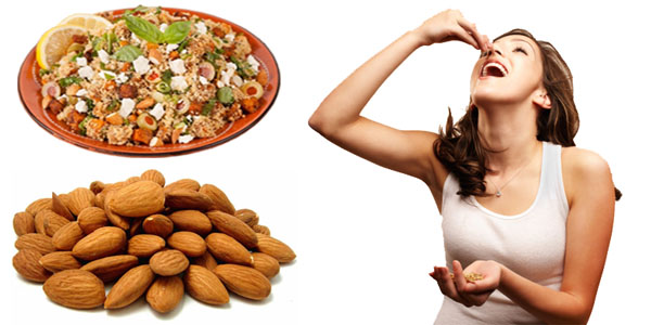 Almonds Reduce Wight Loss | Health and Fitness Bible