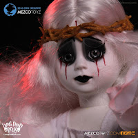 Mezco San Diego Comic-Con 2016 Exclusive Living Dead Dolls Resurrection Rain Doll