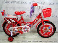 Sepeda Anak Piyo Piyo OPC (One Piece Crank) 16 Inci