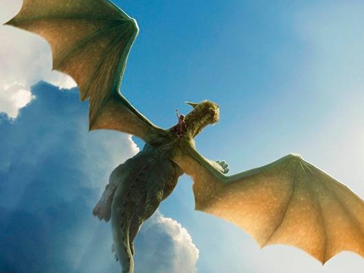 Nuevo anuncio internacional de 'Peter y el dragón'