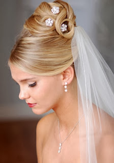 Surprising How To Choose A Wedding Hairstyle Wedding Hairstyle Short Hairstyles Gunalazisus