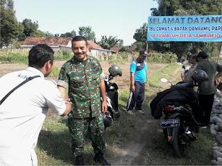 Launching Pembangunan JIT Bersumber Dana Desa