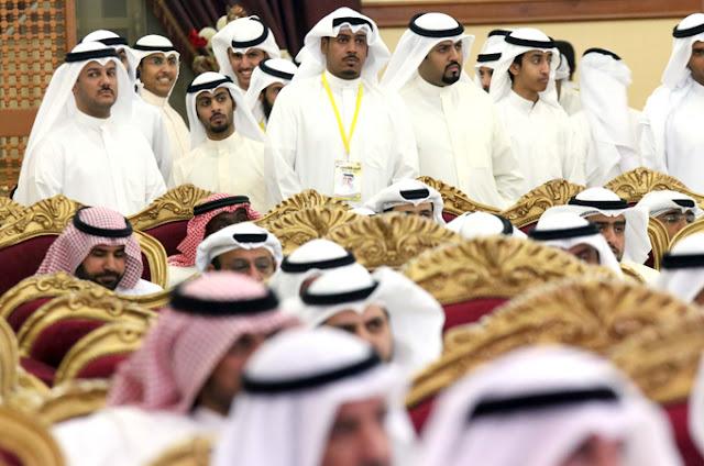 Le Koweït a tendance à être le plus actif des pays du Golfe dans l'aide au royaume
