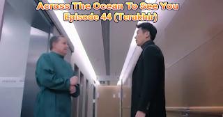 SINOPSIS Drama China 2017 - Across The Ocean To See You Episode 44 (Terakhir)