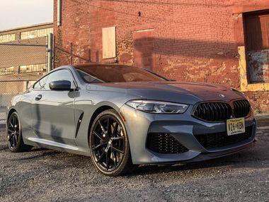بي ام دبليو M850i كوبيه هي يونيكورن التي  كنت تنتظر ـ The BMW M850i Coupe