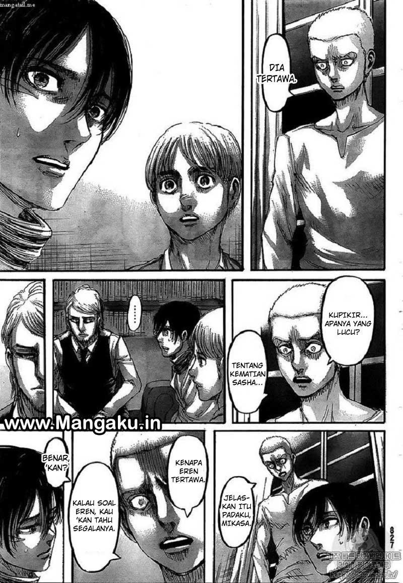 Shingeki No Kyojin: Chapter 108 - Page 30