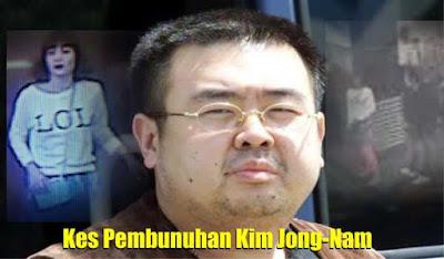 Kematian Kim Jong-Nam: Polis Tahan Suspek Wanita Vietnam Di KLIA2