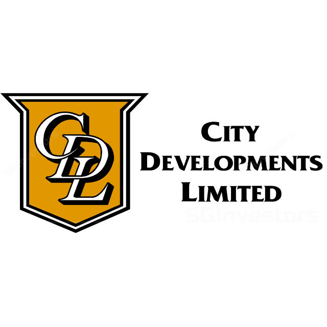 CITY DEVELOPMENTS LIMITED (C09.SI) @ SG investors.io
