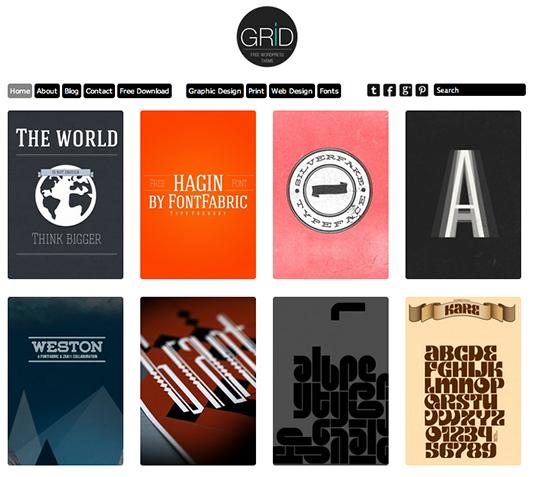 http://www.dessign.net/grid-theme-responsive