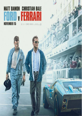 Ford v Ferrari 2019 Full Hindi Movie Download Dual Audio Hd