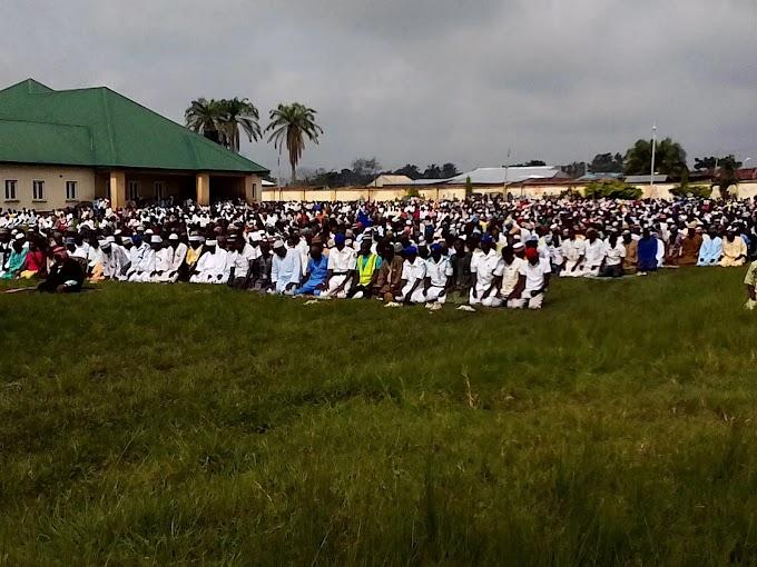 Black Sallah as Muslim communities clash over prayer ground