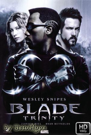 Blade 3 [1080p] [Latino-Ingles] [MEGA]