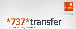 GT Bank Mobile Money Transfer USSD Code