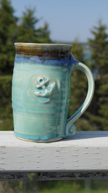 Pottery by Gloria Dunbar