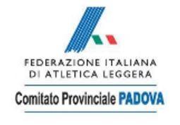 CLASSIFICA Campionato di Società Provinciale di Cross FIDAL PADOVA 2016