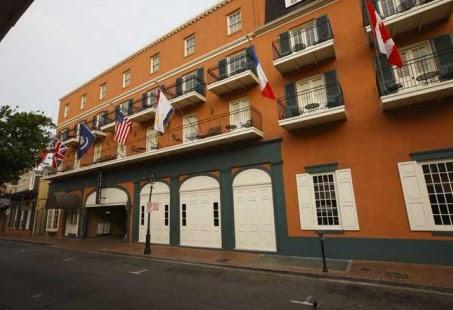Audubon Cottages Dauphine Orleans New La The Home Of John