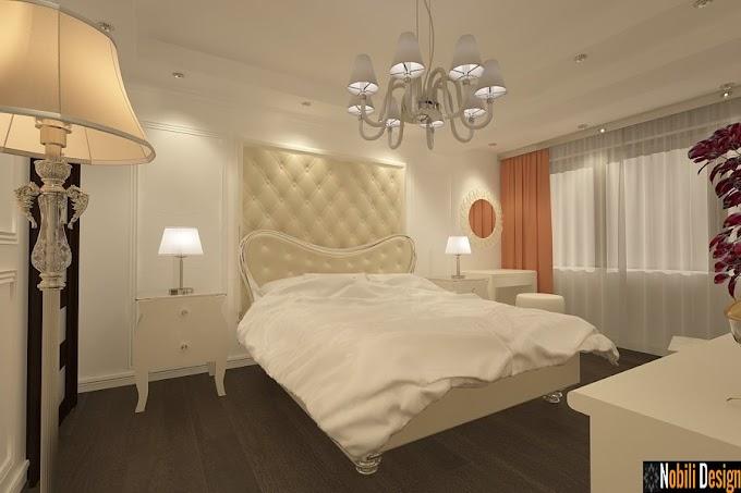 Design interior living casa stil clasic Constanta - Amenajari interioare case de lux