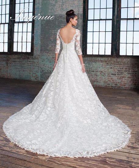 vestidos de novia que mejor sientan