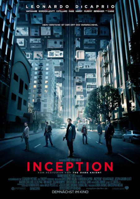 Filme, die ich mag: Inception
