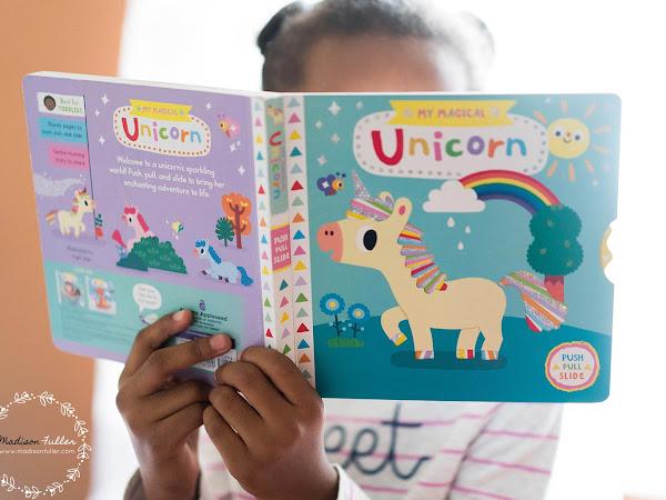 My Magical Unicorn by Yujin Shin
