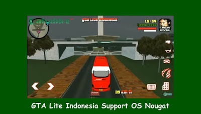 GTA Lite Indonesia Support OS Nougat | All GPU