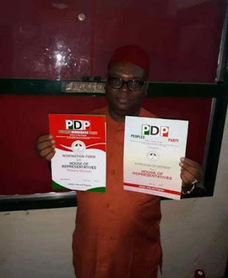 Popular Politician Dies Few Days After Picking Forms For 2019