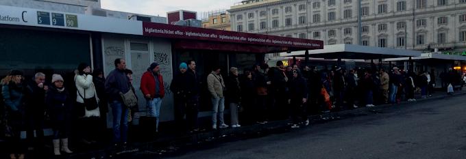 L'insostenibile lentezza della #MetroB