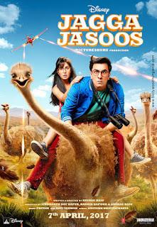 Jagga Jasoos 2017 Hindi Movie