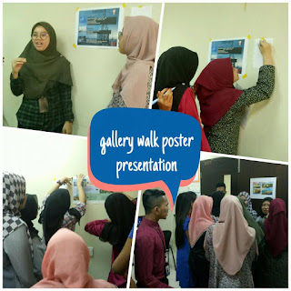 Poster vs Gallery Walk