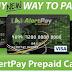Prepaid Visa® Card Dari Payza
