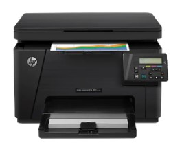Download HP Color LaserJet Pro MFP M176 Printer Drivers