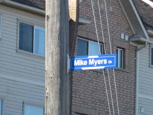 Mike Myers Drive