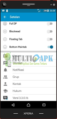 BBM Mod Official APK Android