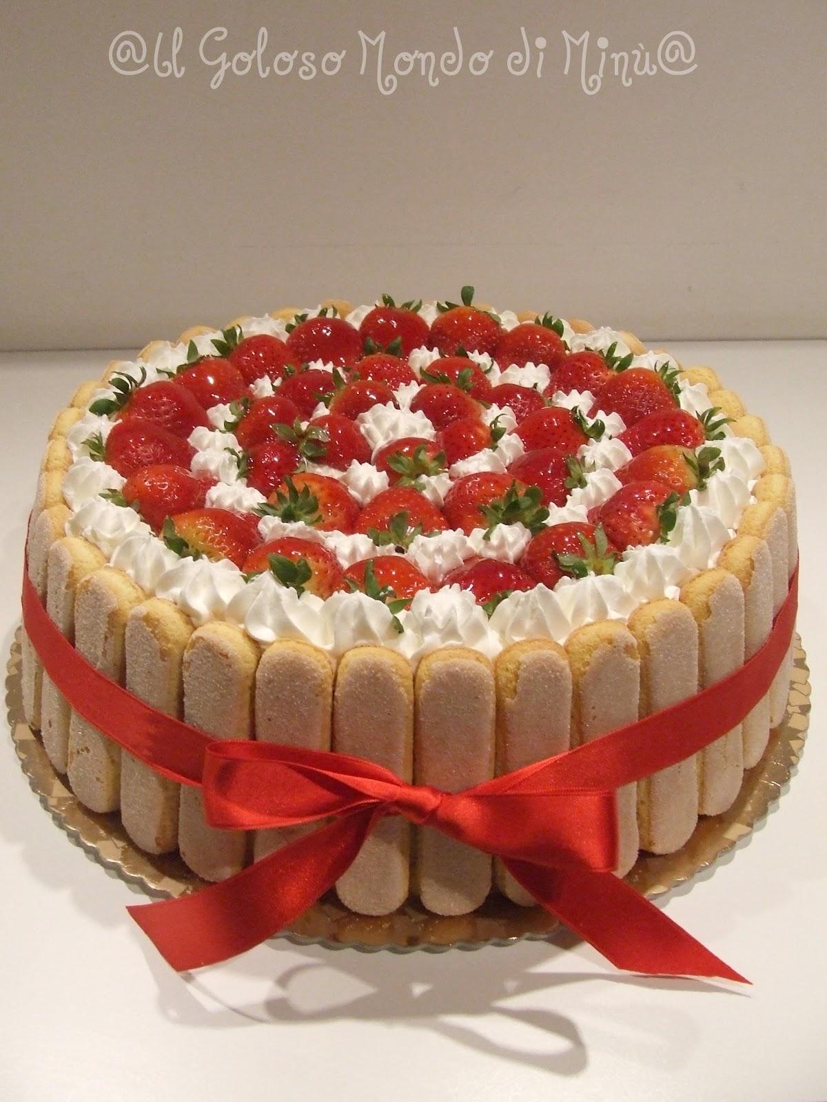 bbef3a53c362 Oggi la torta fredda con savoiardi e ricotta la prepariamo in poco tempo e  in maniera facile.. Crema pasticcera classica. Cotognata.