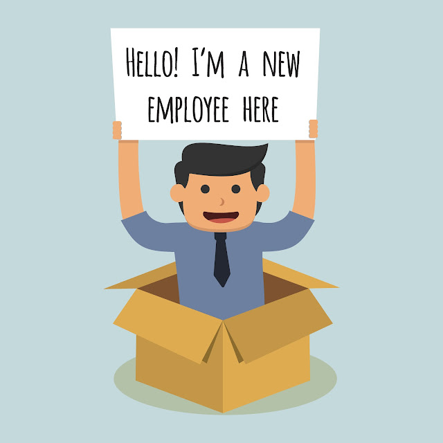 how can a new employee better