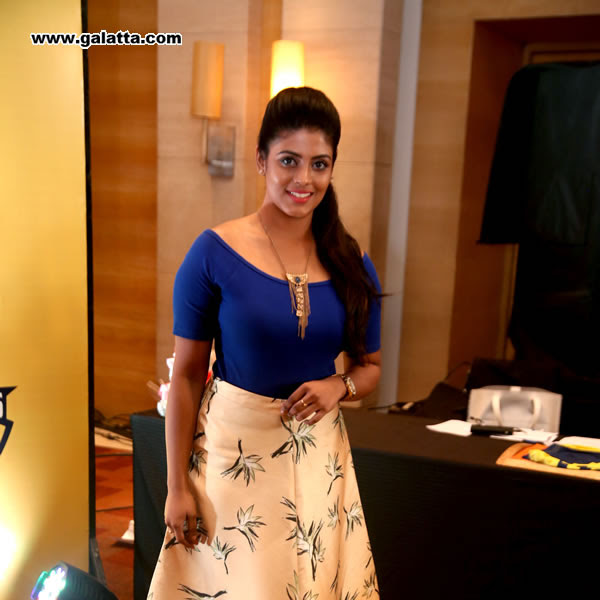 Iniya latest photos from Chennai Rockers Press Meet