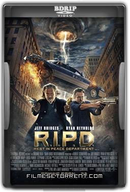 R.I.P.D. Agentes do Além Torrent BDRip Dual Áudio 2013