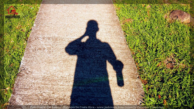La Vida Es Una Sombra En El Camino
