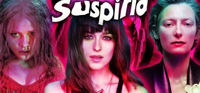 [Noticias] Primer tráiler de 'Suspiria', lo último de Luca Guadagnino