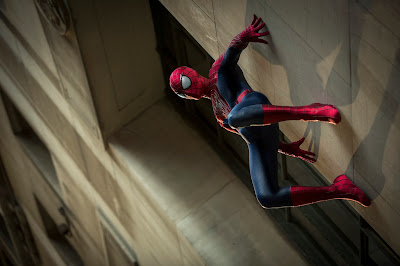 Amazing Spider-Man Movie 2014 motion posters