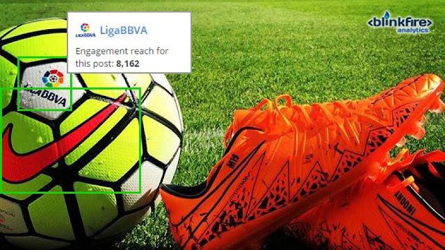 La Liga, pionera en la detección de marcas de la mano de Blinkfire Analytics