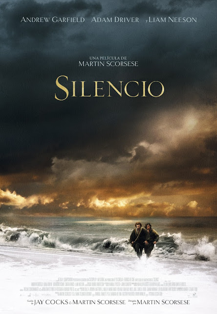Silencio Martin Scorsese