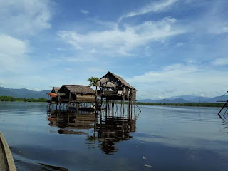 Tempat Wisata Danau Lowo Morowali Utara
