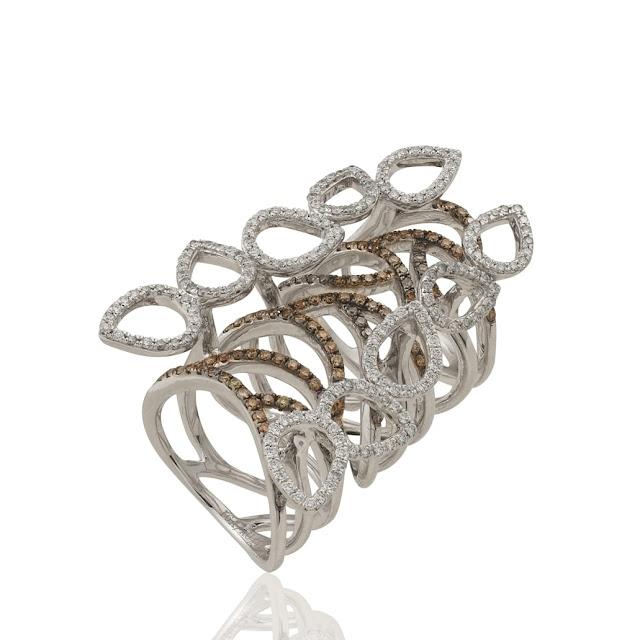 Aurelle by Leshna Shah (Ring)
