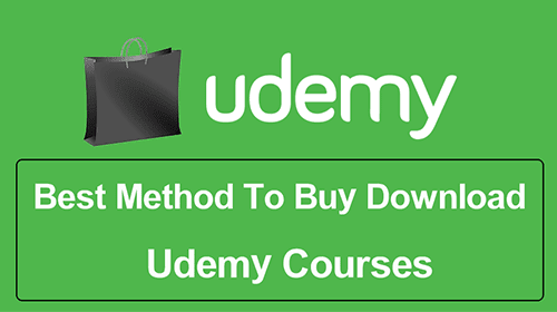 download udemy courses