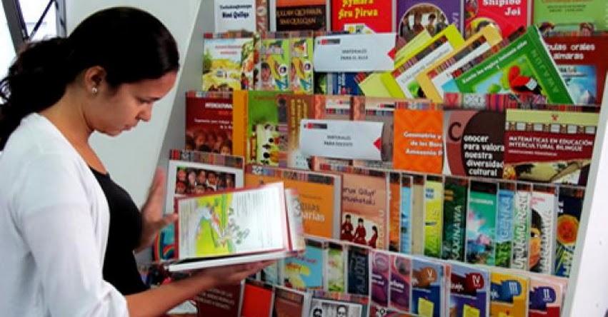 MINEDU distribuye cuadernos en 23 lenguas originarias para niños de inicial y primaria - www.minedu.gob.pe